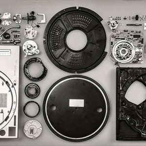 TURNTABLE REPLACEMENT PARTS