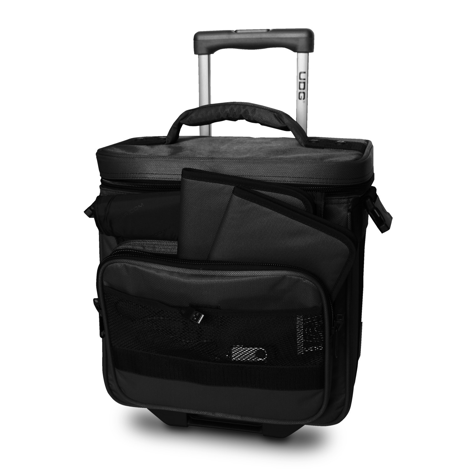 Udg Ultimate Trolley To Go Black Shop L Ultimate Dj Gear