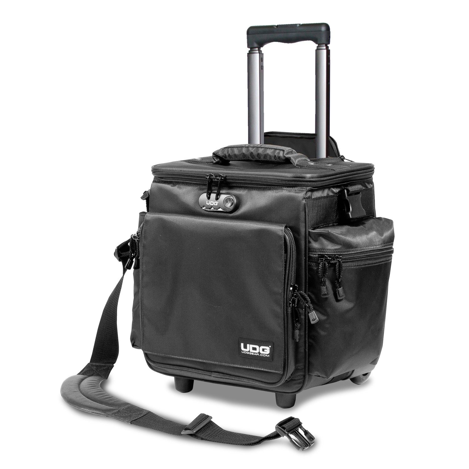UDG Sling Bag Trolley Deluxe Black BhsBHPEk
