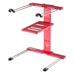 Stanton Uberstand Laptop Stand Red